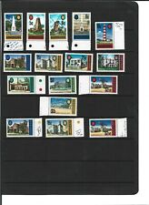 A SET OF 1971 UNMOUNTED MINT STAMPS FROM BARBADOS WITH EXTRAS