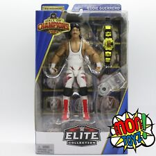 WWE Hall of Champions Eddie Guerrero Elite Action Figure Mattel Exclusive HTF