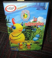 MISS SPIDER'S SUNNY PATCH FRIENDS: LA METAMORPHOSE (ALL PUPA'ED OUT) DVD, FRENCH
