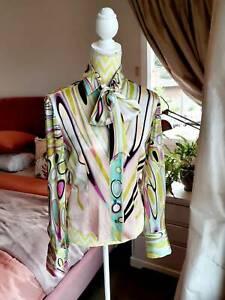 EMILIO PUCCI Silk Blouse