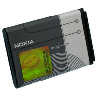 🔋 Nokia OEM BL-5C Original Battery for Tracfone Nokia 1100 1101 1110 1112