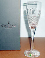 Waterford Irish Lace Champagne Flute New In Box