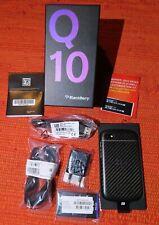 BlackBerry Q10 16GB Schwarz * ohne Simlock * Smartphone Handy NEU