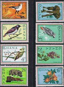 1964 - sg357-364 -  MNH -Birds/Animals - Post Worldwide combine 1.75