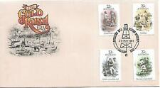 1981 Gold Rush Cover Sovereign Hill Mining Township 20 May