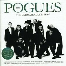 Pogues [2 CD] Ultimate collection (2005, CD2: live at the Brixton Academy)