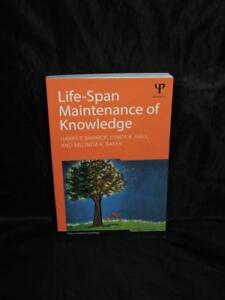 Life-Span Maintenance of Knowledge Essays in Cognitive Psychology Bahrick Hall