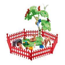 Playmobil Animal Enclosure Building Set 9817 NEW IN STOCK