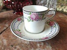 Antik Paragon China Kaffee Kann Und Untertasse Espresso Tasse