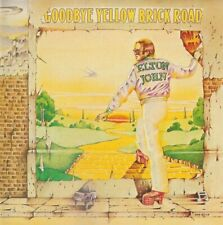 ELTON JOHN-GOODBYE YELLOW BRICK ROAD-cd.come nuovo.