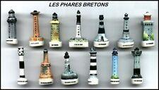 1998 ARGUYDAL LES PHARES BRETONS I FEVE CERAMIQUE 3D modèle au choix