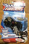 Transformers Deluxe Class Decepticon Blazing Lockdown
