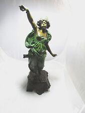 Leon Pilet 19 Century Bronze of Arab Slave Girl