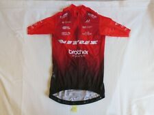 VELOTEC VITUS Cycling Team Mens Short Sleeve Race Jersey - Size M Brand New (26)