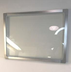 Used KitchenAid Refrigerator KSC24C8EYY02 Glass Shelf W11300659 (AA3.4)