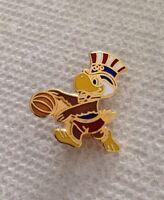 Olympic USA Basketball Pin 1980 MINT