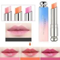 3pcs / 1set Lipgloss Lippenstift Makeup 3color Farbverlauf koreanischen Stil Bes