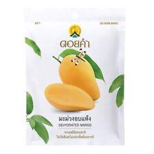 40g Mango Fruit Dehydrated Doi Kham Brand Thailand Vegan Sweet Snack Travel Hit