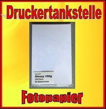 50 Sheets Premium Universal Photo Paper 10x15 Glossy 150g Charm Shiny