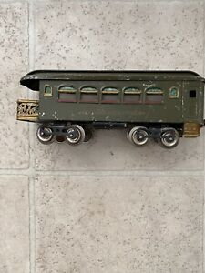 Antique Lionel Train New York Central #36 Observation Car