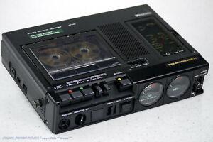 Marantz CP-230 Professional Portable Cassette Recorder! Serviced+1J.Garantie!!!