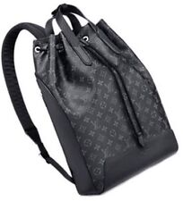 NEW WITH TAGS 100% AUTHENTIC LOUIS VUITTON EXPLORER BACKPACK LV MONOGRAM BLACK