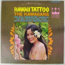 The Hawaiians 33 tours Hawaï Tattoo