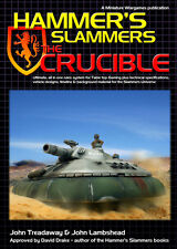 Martillos Slammers El Crisol-John treadaway Ciencia Ficción Wargames normas-Primera Clase