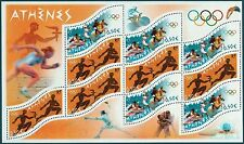2004 FRANCE BLOC N°73** BF JEUX OLYMPIQUES ATHENES GRECE, OLYMPIC GAMES SHEET NH