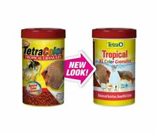 Tetra Tropical Xl Color Granules with Natural Enhancer 10.58Ounc Made in Germany