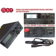 PROXEL 6055 NFAR ALIMENTATORE DIGITALE 8 ~15Vcc OPPURE 13.8Vcc FISSA 50/55Amp SW