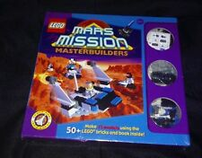 Lego Mars Mission Master Builders Game Set New Sealed