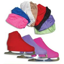 A&R Figure Ice Skate Lycra & Nylon Boot Covers Protect Skates One Size Fits Most