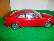 1/18 KYOSHO 2009 CADILLAC CTS 1/18 in RED