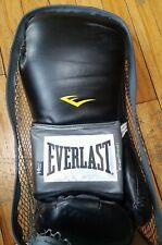 Everlast Pro Style Elite Training Gloves Black 14 oz