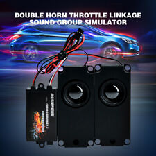 RC Car Engine Sound Simulated  Module Set Simulator + Speaker for 1/10 Vehicle