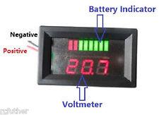 48V Charge Meter Voltmeter Acid Lead Battery Indicator,EZGO Club Car Golf Cart
