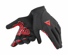 Tactic Gloves Synthetic Fabric Palm With Outer Knuckle Pads Black/Red (XS)