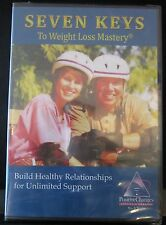 Seven Keys To Weight Loss Build Healthy Relationships for Unlimited Support DVD