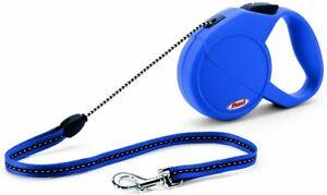 Flexi Classic Basic 2 Style Retractable Dog Cord Leash  5m - Medium Up to 20KG