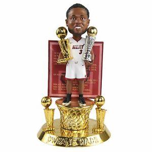 Dwayne Wade Miami Heat Special Edition Retirement Bobblehead NBA