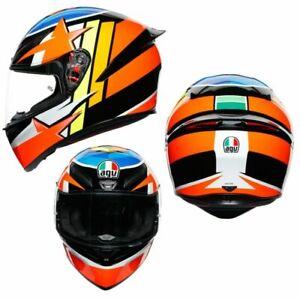 2021 AGV K1 Rodrigo Team Full Face Street Motorcycle Helmet - Pick Size