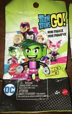 Teen Titans Go! Series 3 Beast Boy Blind Bag Mini Figure New