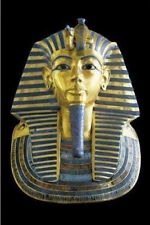 TUTANKHAMUN - KING TUT POSTER - 24x36 SHRINK WRAPPED BUST EGYPT PHARAOH 1337