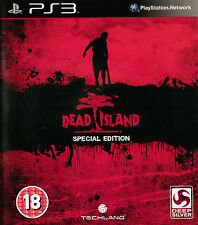Dead Island Special Edition ~ ps3 (in Super Zustand)