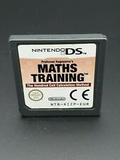 Professor Kageyama's Maths Training | Modul | Nintendo DS | NDS