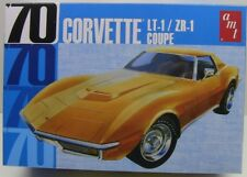 AMT 1970 Chevy Corvette LT-1 / ZR-1 Coupe 1:25 MODEL KIT AMT1097-NEW