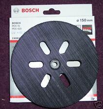 Bosch medio velco respaldo cojín 150mm 2608601052 Pex 15 Pex 420 Pex 150ac