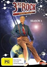 F31 BRAND NEW SEALED 3rd Rock From The Sun : Season 1 (DVD, 2005, 3-Disc Set)