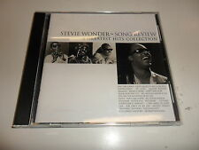 Cd   Stevie Wonder  – Song Review - A Greatest Hits Collection